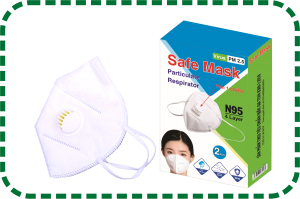 Khẩu Trang Van Thở SAFE MASK N95